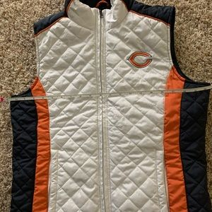 NFL Jackets & Coats - Chicago Bears Puffer Vest- Medium
